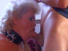 Bondage у бабушки