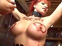 Kylie Ireland and Lauren Phoenix bdsm anal threesome