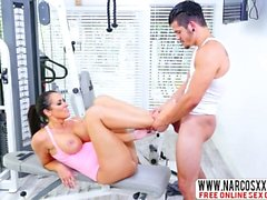 Abrupt Not-Mother Reagan Foxx Gets Extreme Dick