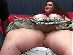 Grote Bubbling BBW anale