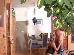 Mutter und Vater beim ficken heimlich gefilmt