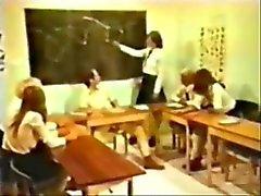schoolmeisje orgie