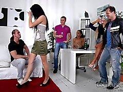 Свингеры Orgy 6 - сцен два