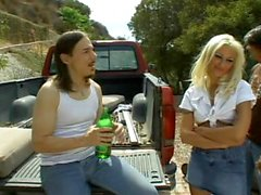 White Trash Whore de 36 - escena de la 1