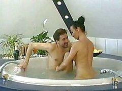 LAURA АНГЕЛА ( ебем на ванной )