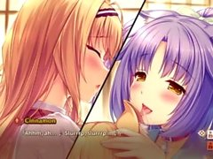 NEKOPARA Vol.3 Maple & Cinnamon Sex Scene 1