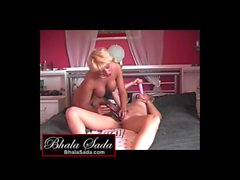 British Babe old clip from Bhala Sada 8a
