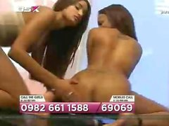 Preeti Young, Ruby Summers on BabeStation - 09-13-2014 (2)
