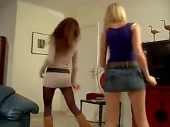 hot dance from sexy french girl