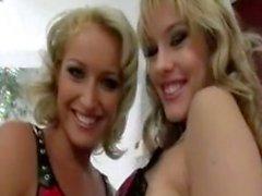 Two Hot Lesbians like Fisting Full
