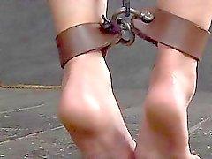 Naß von wollüstig Folter