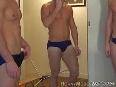 boquete empurrando reta gay