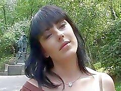 Europian girl Martina