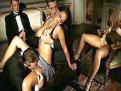 italyanca eski grup seks