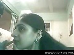 Pregnant Indian Couple Fucking On Webcam