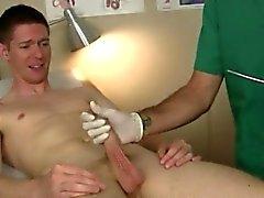 Gay tıbbi fetiş video galerileri ilk kez Adam çubuk wa