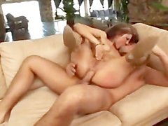 Anal creampied hottie