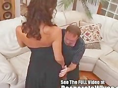 Aleena Trained on Video for Her Hubby To Enjoy Over & Over