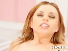 Lexi Belle loves her BF