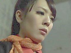 Busty asian Samurai Girl