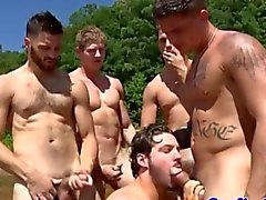 Gays love to gag on some dicks