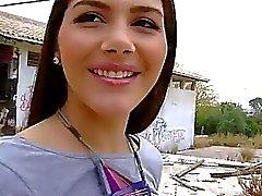 Kamu Çıplaklık de Valentina Nappi Cameltoe Pussy