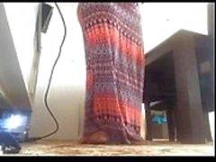 Indiana - Desi di Punjabi casalinga di grassoccio Delhi masturbazione cam in diretta