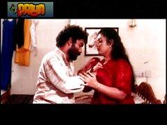 mallu beautiful aunty sajani rimantic scene