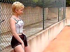Ado de tennis allemand