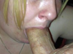 Jenny Sucking some Deep dick 6!