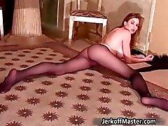 Seksi esmer orospu Jamie Lynn part3