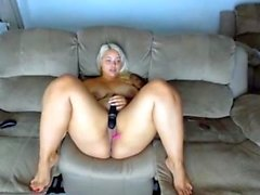 Amateur Rubia con una grasa Culo Sucks Good Dick