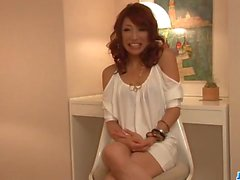 Threesome fucking with nasty Aya Sakuraba