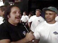 Houston 500 Gangbang - fucked ficando por 500 homens