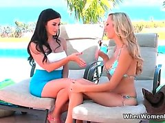Taylor Vixen loves having hot lesbian part5