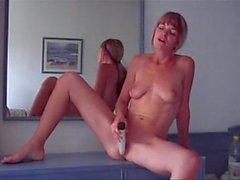Homemade - German Blonde Sex and Pissing in Hotel