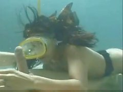 underwater blowjobs