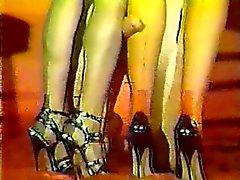 Gamba e il Shoe il Culto