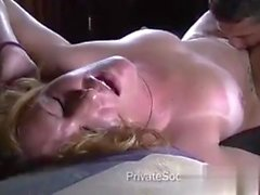 Sexy Milf Creampie (Private Society)