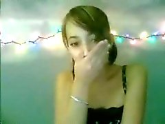 Hot tyttö webbikamera