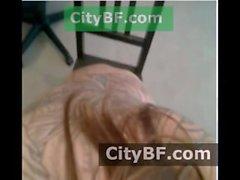 Dildo Girl Webcam Secretary Masturbating Masturbation Nude