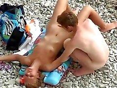 theSandfly Magical Beach Sex fun!