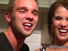 Megan Coxxx fucking with her boyfriend