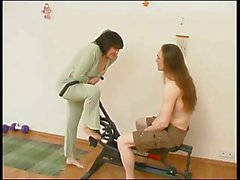 Russian Mature Laura 2 by snahbrandy
