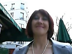 German anal mature lady goes crazy