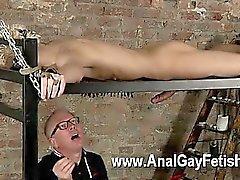 Minets sexe drainage d'une esclave gars