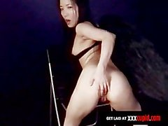 Asian Fucks A Cameraman And Takes His Cum