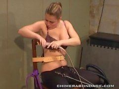 gasmask nipple pull