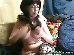 Sexy Mature Camgirl