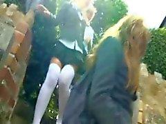 Penelope Kalp Schoolgirl